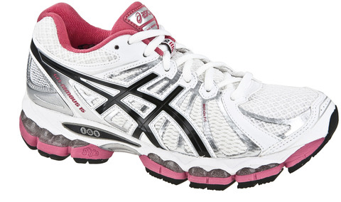 Кроссовки для бега Asics Gel-Nimbus 15 женские white