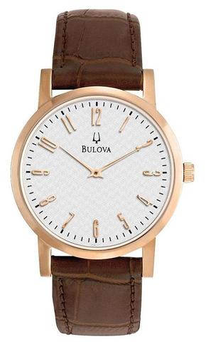 Купить Наручные часы Bulova Классика 97A106 по доступной цене