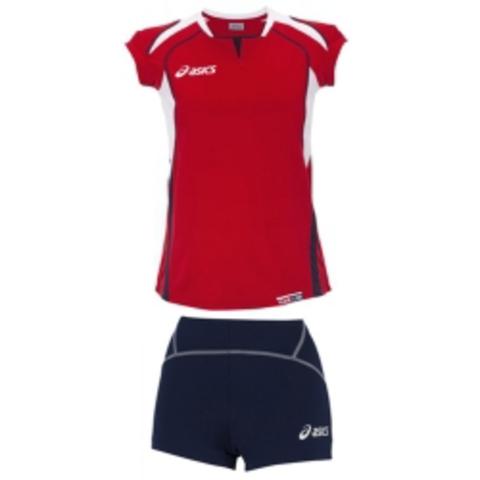 Волейбольная форма ASICS  SET OLIMPIC LADY Жен