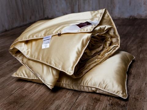 Элитная подушка шелковая Great Silk от German Grass