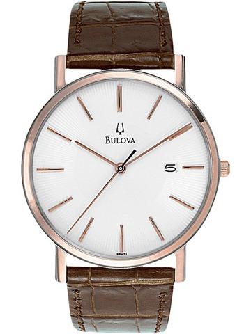 Купить Наручные часы Bulova Классика 98H51 по доступной цене