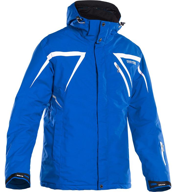 Куртка 8848 Altitude Next Jacket синяя