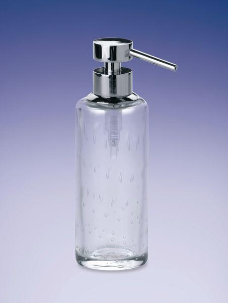 Дозаторы для мыла Дозатор для мыла Windisch 904142CR Aqua dispenser-dlya-myla-904142-aqua-ot-windisch-ispaniya.jpg