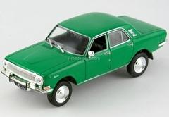 GAZ-24-95 Volga green 1:43 DeAgostini Auto Legends USSR #83