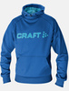 Толстовка Craft Flexhood Blue мужская