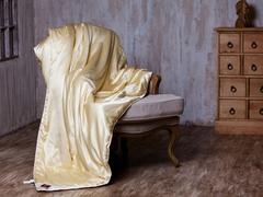 Элитное одеяло шелковое 200х220 German Grass Great Silk