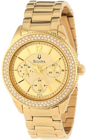 Купить Наручные часы Bulova Классика 97N102 по доступной цене