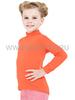 Терморубашка из шерсти мериноса Norveg Soft City Style Orange детская
