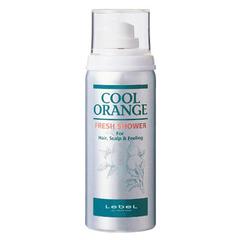 Термальная вода Холодный апельсин для кожи головы Cool orange Fresh shower