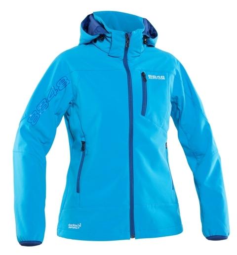 Куртка SOFTSHELL 8848 Altitude ROWENA женская TURQUOISE