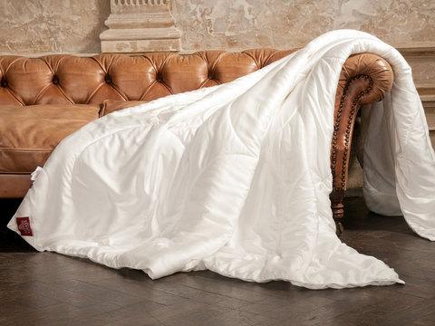 Элитное одеяло лёгкое 200х220 Double Tencel от German Grass