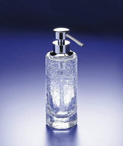 Дозатор для мыла 90414CR Cracked Crystal от Windisch