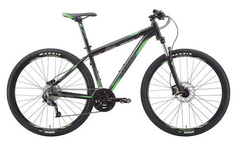 Silverback Spectra 29 Comp (2015)черный с зеленым