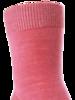 Термоноски утепленные с шерстью мериноса Norveg Wool Pink детские