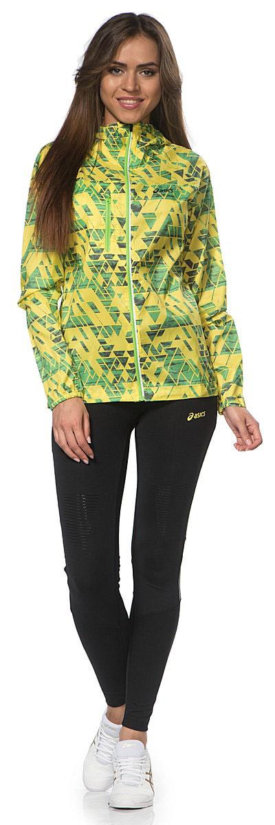 Ветровка Asics Fuji Packable Jacket женская