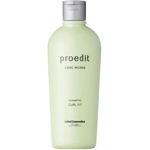 Lebel Proedit Шампунь для кудрявых и вьющихся волос Сurl fit shampoo купить online