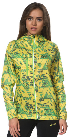 Ветровка Asics Fuji Packable Jacket женская