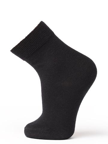Термоноски Norveg Merino Wool детские чёрные