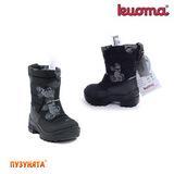 Сапоги Kuoma PUTKIVARSI 1203-0371 black monstr