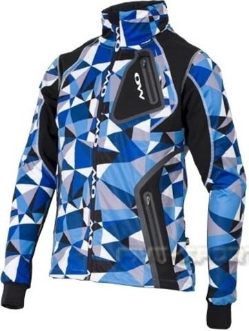 Куртка One Way Carnic diamond blue
