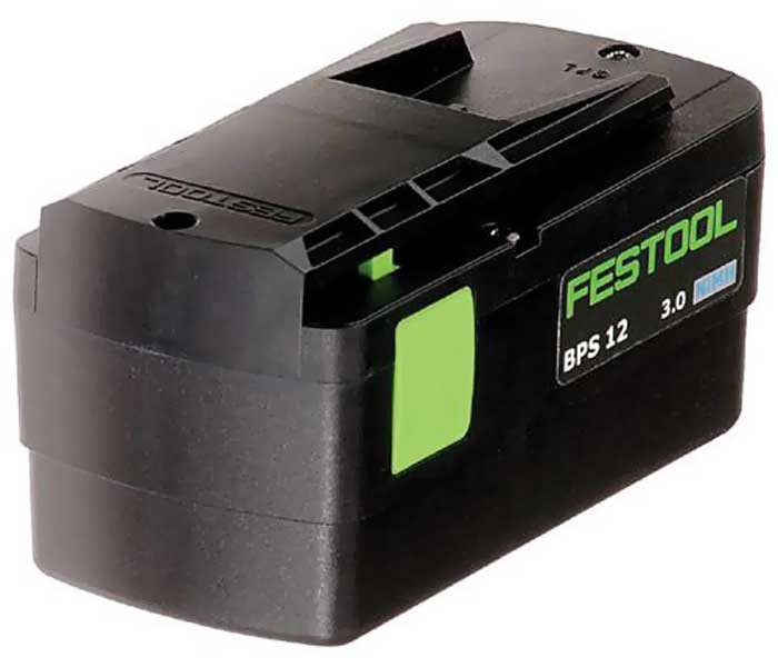 Аккумуляторный блок BPS 12 S NiMH 3,0 Festool 491821