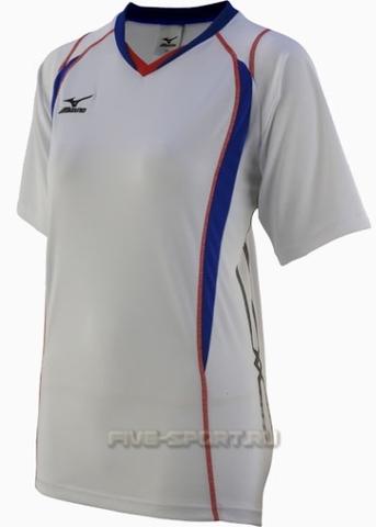 Mizuno Premium Top футболка волейбольная мужская grey