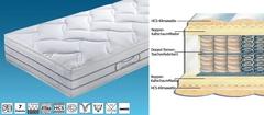 Матрас ортопедический Hukla DuoLuxe 180x200 до 100 кг