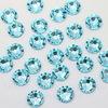 2058 Стразы Сваровски холодной фиксации Light Turquoise ss 20 (4,6-4,8 мм), 10 штук ()