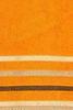 Набор полотенец 2 шт Caleffi Clio оранжевый