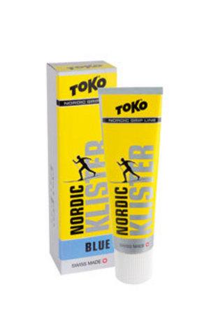 клистер Toko Grip Line клистер,синяя, -7°С/-30°С, 55 гр.