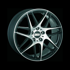 Диск колесный BBS CX-R 8.5x20 5x120 ET32 CB82.0 black/diamond cut