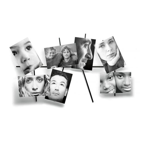 Держатель фотографий на магнитах Collage
