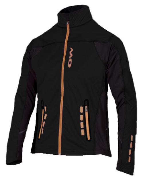 Куртка One Way Catama черная