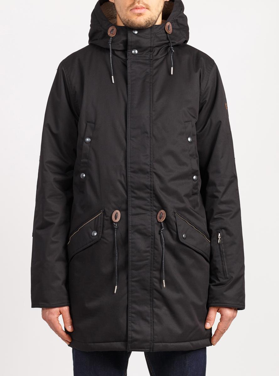 Куртка парка LOADING 8705 (1214-2)  Черный