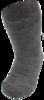 Термоноски утепленные с шерстью мериноса Norveg Wool Grey детские