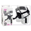 Страпон Harness 10 Function Love Rider G-Kiss (16х3,75 см)