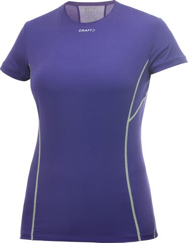 Футболка Craft Pro Cool женская фиолетовая