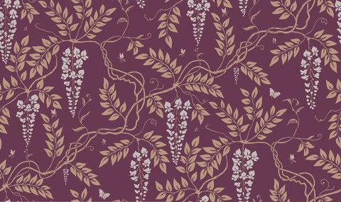 Обои Cole & Son Collection of Flowers 81/13057, интернет магазин Волео