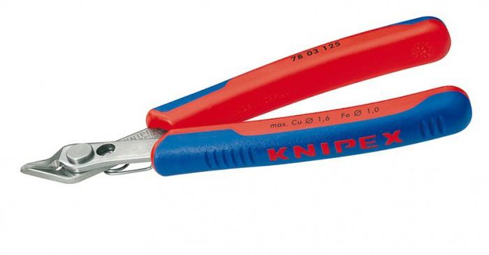 Бокорезы для тонких работ Knipex KN-7803125