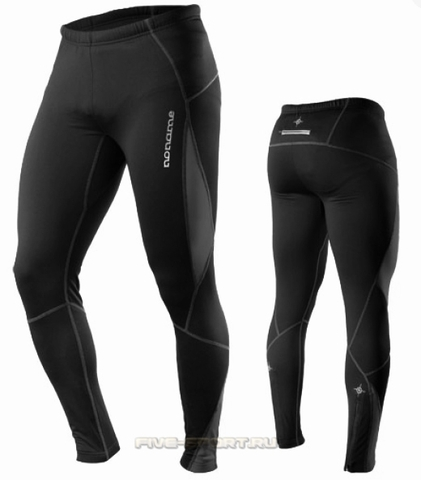 Термолосины Noname Thermo black