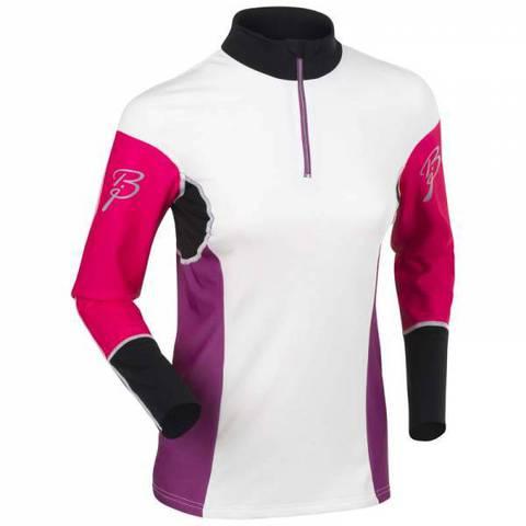 Термобелье Bjorn Daehlie Top Finnmark рубашка беговая женская