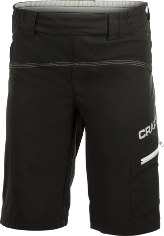 Вело-шорты Craft LOOSEFIT Black