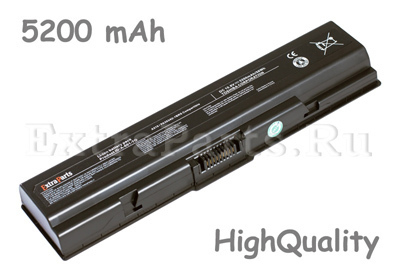 Аккумулятор TOSHIBA Satellite L300 (5200mAh) HQ