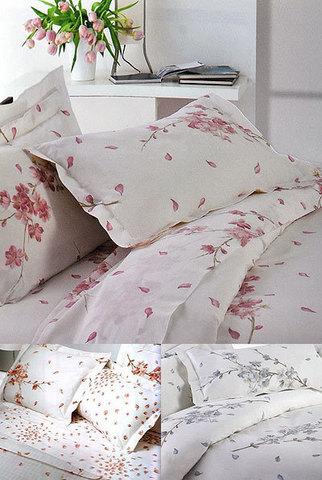 Постельное белье 2 спальное Mirabello Rami di Pesco розовое