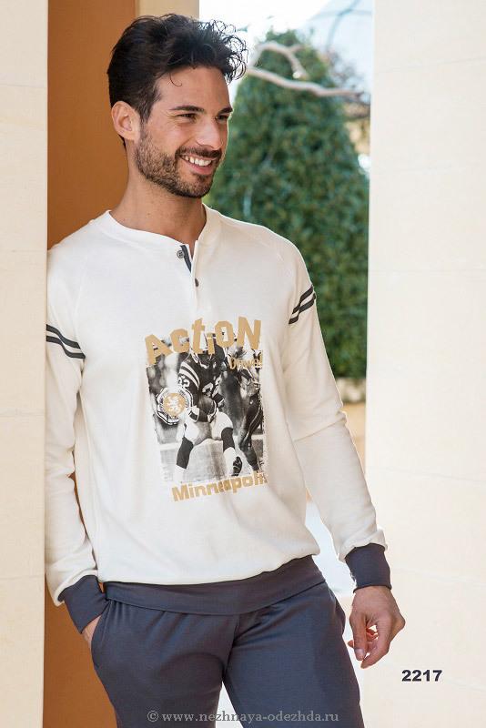 Комплект мужской домашней одежды Dennys Creazioni (Домашние костюмы и пижамы)