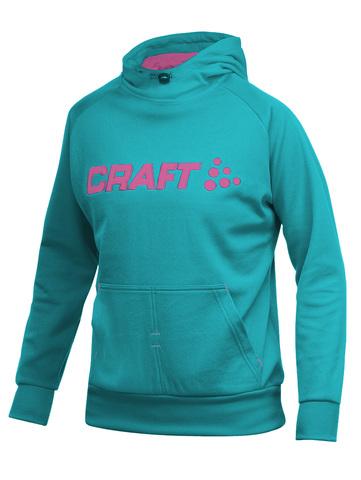 Толстовка Craft Flexhood Turquoise женская