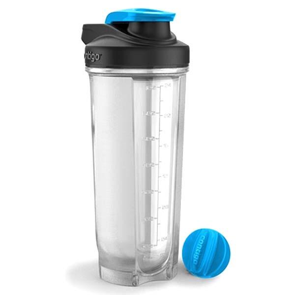 Фитнес-бутылка Contigo (0.82 литра) голубая