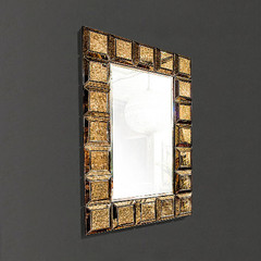 Зеркало настенное Сохо от Roomers