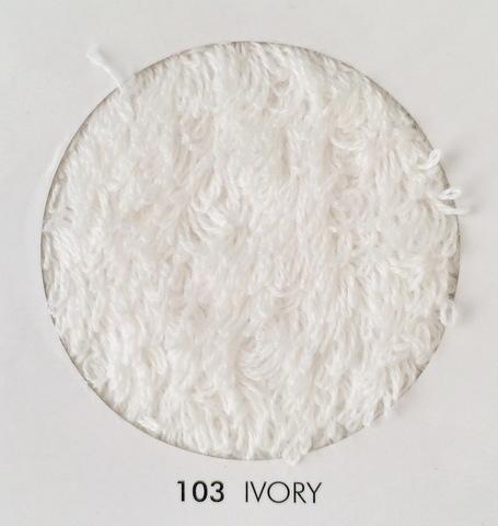 Элитный коврик для унитаза Reversible 103 Ivory от Abyss & Habidecor