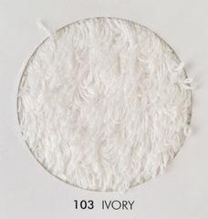Коврик для унитаза 60х60 Abyss & Habidecor Reversible 103 Ivory